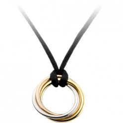 replica trinity de Cartier collana B3041200