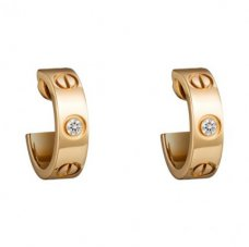 cartier love Ohrring replik