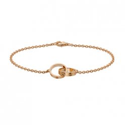 copie bracelet cartier love 18k or rose