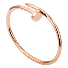 copie bracelet cartier juste un clou 18k en or rose B6037717