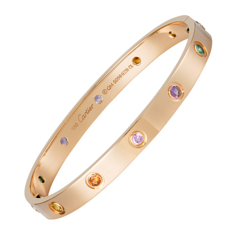 copie cartier love bracelet or rose pas cher