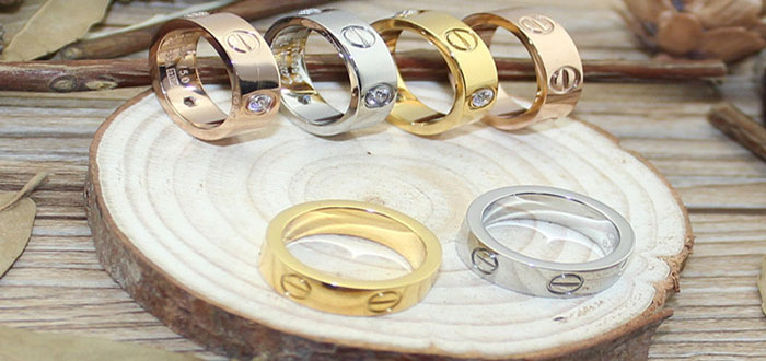 cartier Liebe Ring Replik